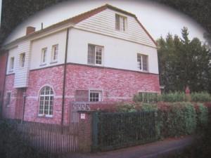 Ancienne maison en belgique