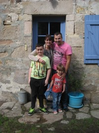 15 September 2014 : Welcome the BOULANGER familly !